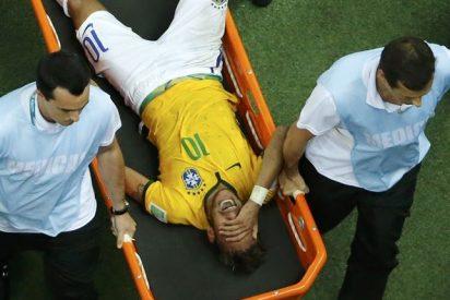 La lesión de Neymar: ¿No era sólo deporte?