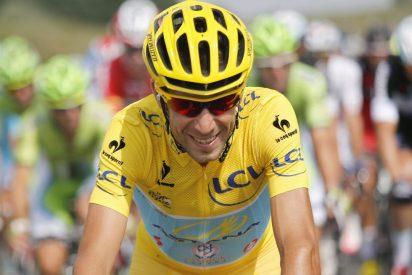 Tour de Francia: Un maillot amarillo espectacular para 'Tiburón' Nibali