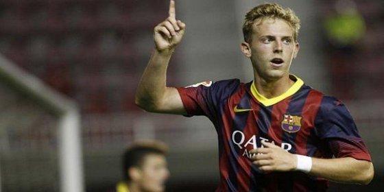 El Éibar quiere llevárselo del Barcelona