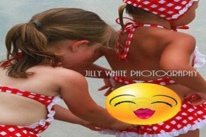 Facebook le cierra la cuenta por subir una foto 'porno' de su hija de 2 años en la playa