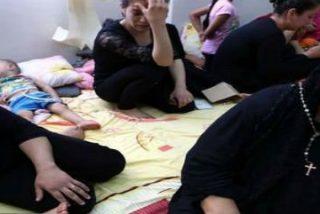 """El Estado Islámico """"castiga"""" a los cristianos de Mosul dejándoles sin agua ni luz"""