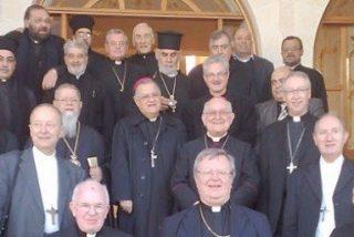 """Los obispos de Tierra Santa piden a israelíes y palestinos una respuesta """"audaz y radical"""" para frenar la escalada de violencia"""