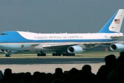 """""""Los controladores pierden contacto con el Air Force One cuando sobrevolaba el espacio aéreo ruso"""""""