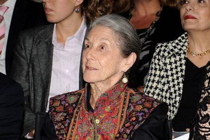 Fallece Nadine Gordimer, Premio Nobel de Literatura en 1991, a los 90 años