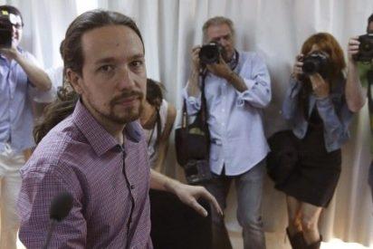 Pablo Iglesias se destapa y descarga su bilis contra los periodistas