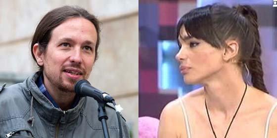 A Pablo Iglesias se le cae la baba con Beatriz Montañez mientras que en Twitter les dejan en ridículo
