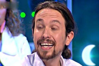 Ay, Pablo Iglesias, mucha red social y nuevas tecnologías y va un votante del PP y les manga la marca 'Podemos'