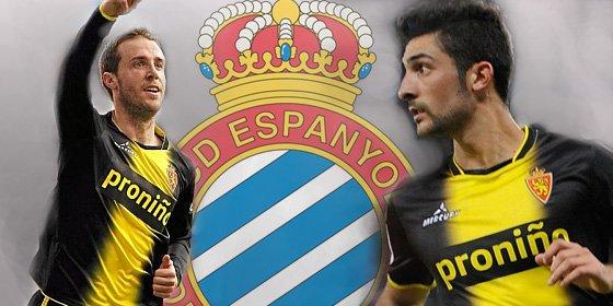 Dos jugadores se encuentran en Barcelona negociando su contrato con el Espanyol