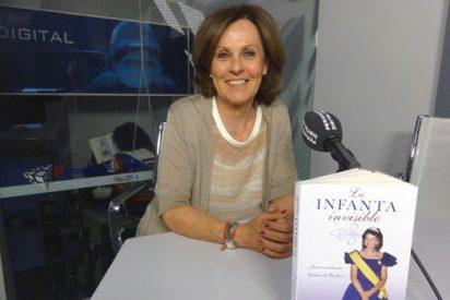 """Paloma Barrientos: """"La infanta Cristina se siente desprotegida y abandonada por parte de la Casa Real"""""""