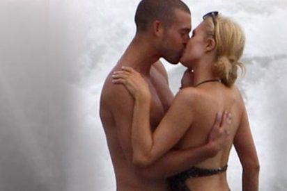 Los paparazzi cazan a Paris Hilton poniéndole los cuernos a su novio madridista