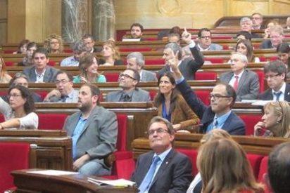El Parlament cierra el curso admitiendo a trámite la ley de transparencia
