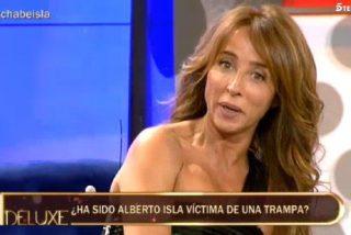 La pesadilla de Patiño en su debut en el 'Deluxe': una gran bronca con Belén Esteban y una espantada