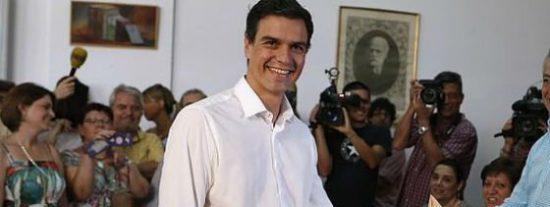 Pedro Sánchez, nuevo Secretario General del PSOE con el 48% de los votos frente al 36% de Madina y el 15% de Tapias