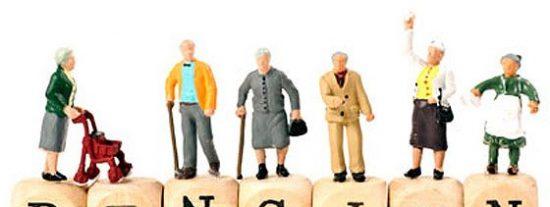 La pension media de jubilación supera por primera vez la 'avejentada' media de 1.000 euros