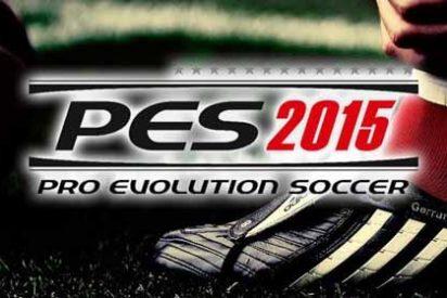 Las primeras imágenes del PES 2015