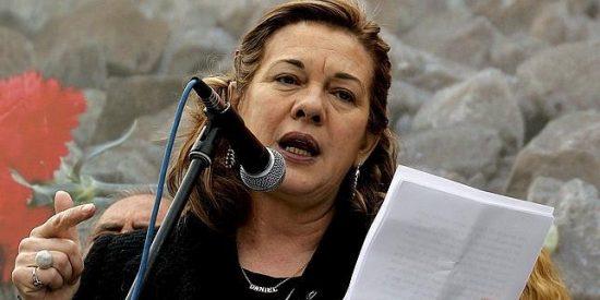 Llamar negro a su 'odiado' Obama y 'P' a su mujer le cuesta a Pilar Manjón el cerrojazo en Twitter