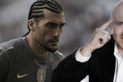Pinto pide disculpas a Maldini