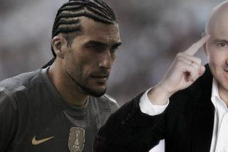 """Pinto la lía en Twitter: """"Maldini cómeme los huevos"""""""