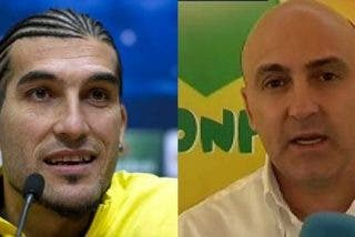 """A Pinto se le va la pinza en Twitter y la emprende con Maldini: """"Cómeme los huevos"""""""