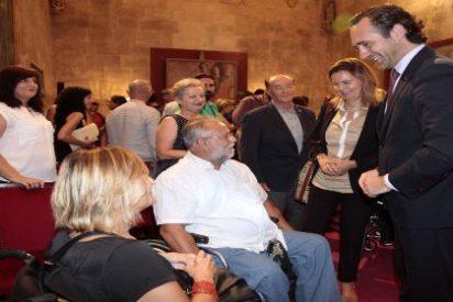 Las ONGs tendrán más recursos para poder atender mejor a los discapacitados baleares