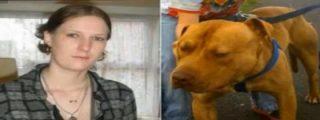 Sus feroces pitbulls despedazan a su novia embarazada y le condenan...¡a 900 euros de multa!