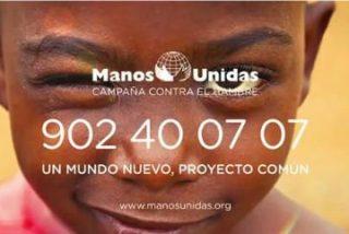 """Manos Unidas destinó más de 37 millones de euros """"a servir a los más pobres entre los pobres"""""""