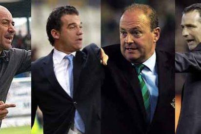 Los candidatos para coger el banquillo del Deportivo