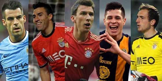 Los fichajes que ha pedido el 'Cholo' al Atlético