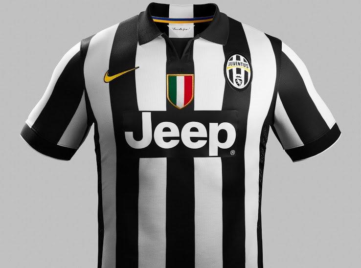 Las nuevas equipaciones de la Juventus