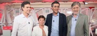 La médium Carmen del Riego es la única en ver el espíritu positivo del no debate en el PSOE
