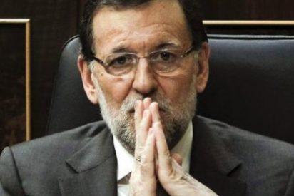 Rajoy se reúne con Societat Civil Catalana a la espera de verse con Mas