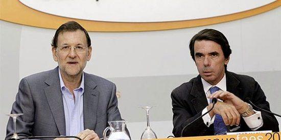 Pablo Sebastián aconseja a Aznar ponerse a salvo del 'Pontevedro' Rajoy