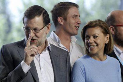 """El presidente Rajoy carga contra """"los extremistas y los pesimistas"""""""