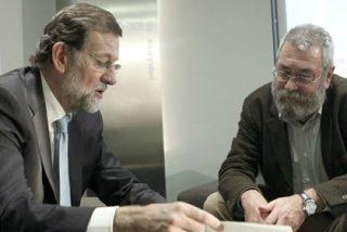 """Losantos sabe cómo resolverá Rajoy el latrocinio de UGT: """"No besará a Méndez en la boca, pero le dará más subvenciones"""""""