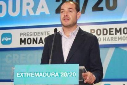 """El PP señala que Ibarra pone """"la mano en el fuego"""" por Elia Blanco porque """"fue una apuesta personal suya"""""""