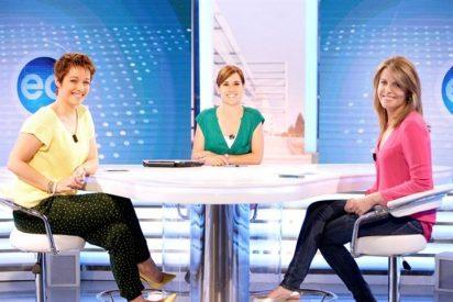 España Directo cumple 2.000 programas reuniendo a sus presentadoras