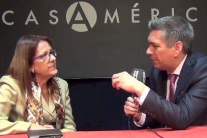 """Rocío Guijarro: """"A los venezolanos ya sólo nos quedan las redes sociales, los medios de comunicación ya no existen"""""""