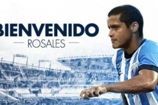 El Málaga anuncia su fichaje por sorpresa