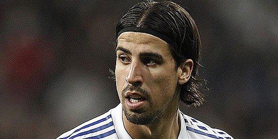 Khedira desata una nueva pelea entre Mourinho y Wenger