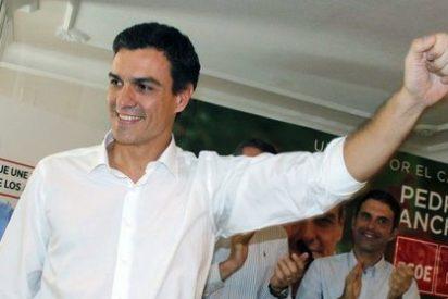 """Pedro Sánchez: """"Extremadura es punta de lanza en el cambio socialista"""""""