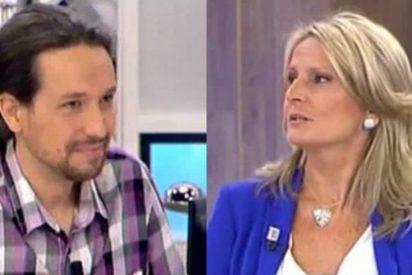 """Los espumarajos verbales de Iglesias al referirse a San Sebastián: """"Es una mercenaria que actúa con odio"""""""