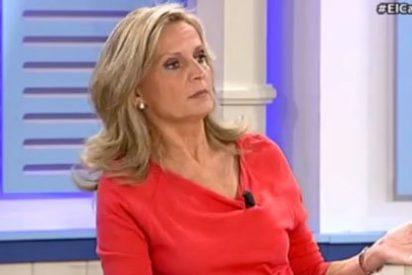 """Isabel San Sebastián: """"Es una sinvergonzonería cuando ganas 13.000 euros pedir dinero y sablear a tus seguidores"""""""