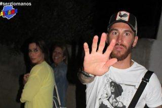 "'Sálvame' emite la espeluznante bronca entre Sergio Ramos, Pilar Rubio y una fotógrafa: ""¡Eres mongola!"""