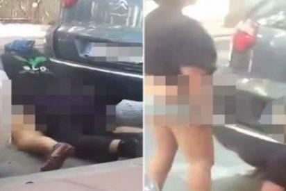 El vídeo de la 'pareja X' teniendo sexo a plena luz del día en una calle de Magaluf colma el vaso