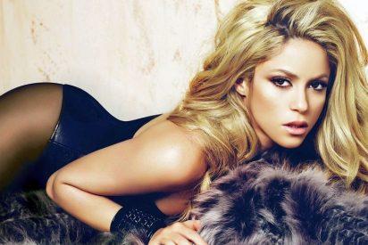 Shakira, la mujer más caliente del 2014 según Mens Health