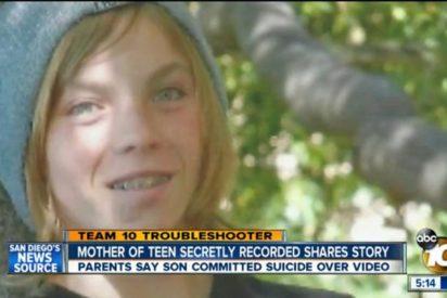 Se suicida un chico de 14 años tras ser grabado en un cuarto de baño masturbándose