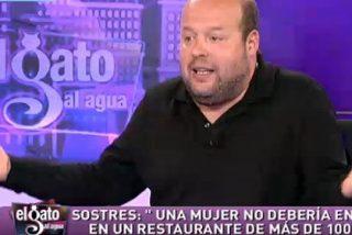 """Sostres recuerda al PSOE qué le sucedió cuando eligió a """"un talante sin cerebro de sonrisa vacía"""""""