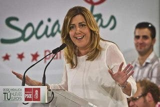 """Díaz: """"Hay medidas de Podemos que nos llevarían al corralito"""""""