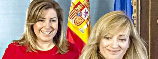 """Carmen Castilla: """"Me comparan con Susana Díaz. Tiene cojones, con lo fea que es"""""""