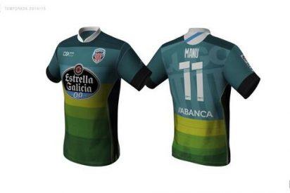 El Lugo presenta sus nuevas camisetas